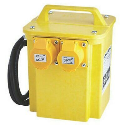 Carroll & Meynell Portable Transformer With 2 Output Sockets 3Kva