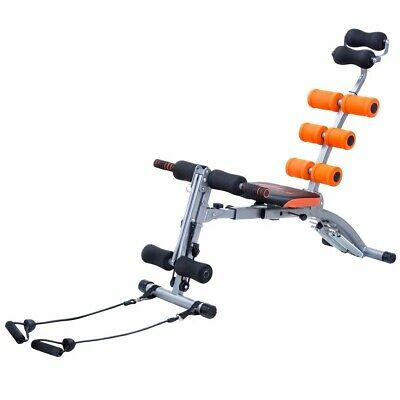 NEW 5 in 1 Multi-functional Twister Rocket Abdominal Trainer Bench