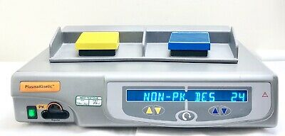Gyrus Plasma Kinetic Diathermy Machine & Footswitch 729044 Serviced In 2019