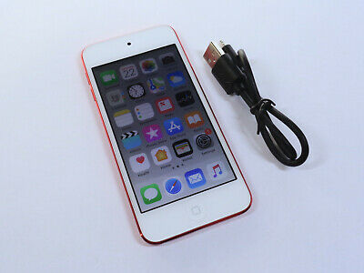 Apple iPod Touch 16GB 6th Gen Generation (Product) Red MP3 Average Battery Life