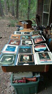 Lot Of 15 Vintage 1980's CED Videodisc Movies mad Max terminator starman Conan