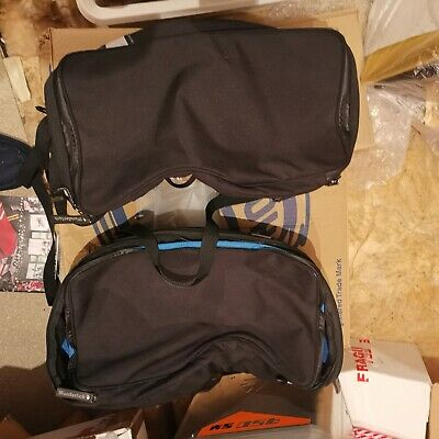 Wunderlich Addition Bags That Fix On Top Of Panniers