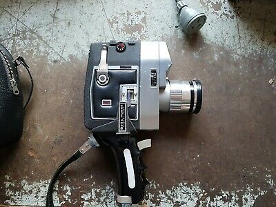 Bell And Howell Movie Camera
