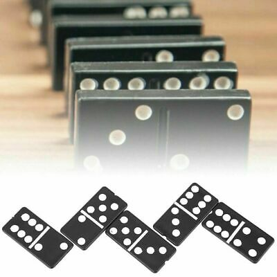 Dominoes with box traditional standard set of 28pcs/Set travel game Board Game