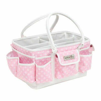 Deluxe Tote Organiser Pink Star Everything Mary EVM9152-21