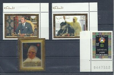 MAROC 2009 timbres relieve.