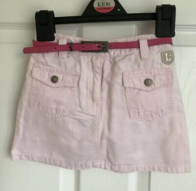 Baby Girls H&M Pink Skirt - Age 12-18 Months