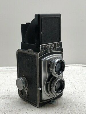Mamiya Mamiyaflex Junior TLR Twin Lens Reflex Camera - (#9)