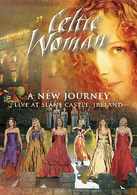 Celtic Woman - A New Journey (Live At Slane Castle, 2006) | NEW & SEALED DVD