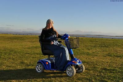 Splash Scooter Cosy Universal Size - Mobility Aid Wheelchair Winter