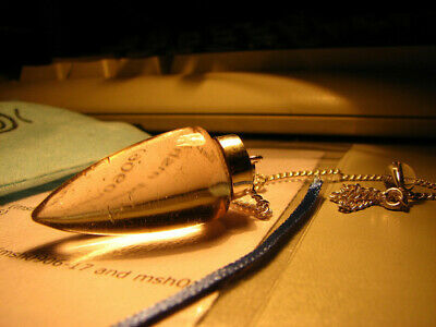 Fast and Accurate 10 Question Psychic Pendulum Reading! E-Mail Only