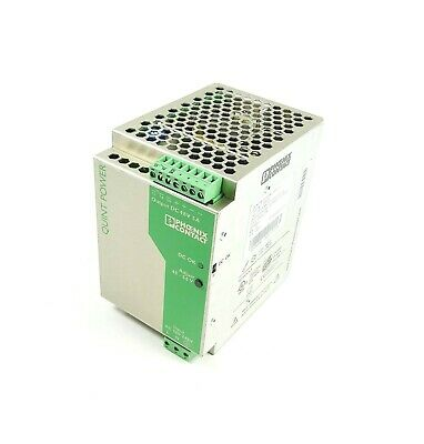 Phoenix Contact Quint-Ps-100-240Ac/48Dc/5 -New- Power Supply; 2866255