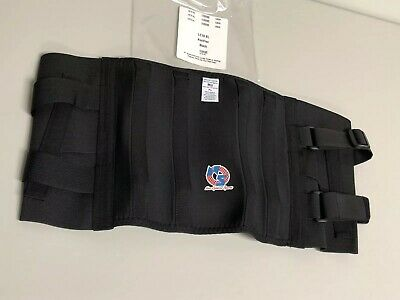 """New Options Sports Lumbosacral Corset Orthosis 