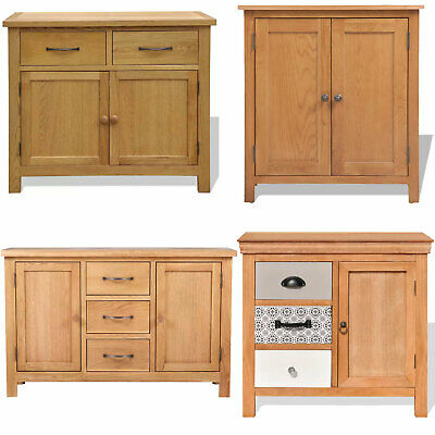 Sideboard Wood Storage Cabinet chest of Drawers Table Large Cupboard Multi Sizes