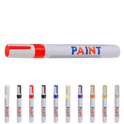 Anti-water Permanent Paint Marker Pen For Car Tyre Tire Tread Rubber Metal Tool