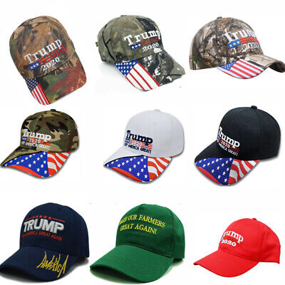 USA Donald Trump 2020 Keep Make America Great Cap President Election Hat Unisex