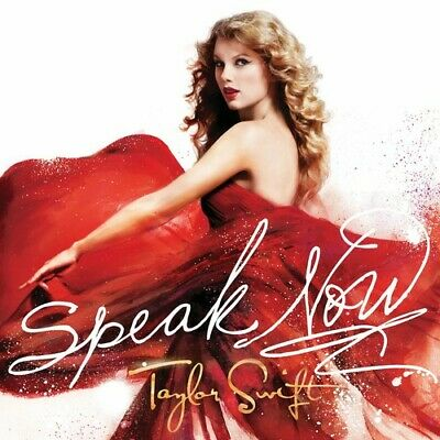 Taylor Swift : Speak Now [2 Disc Deluxe Edition] CD