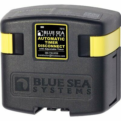Blue Sea 7615 ATD Automatic Timer Disconnect 7615