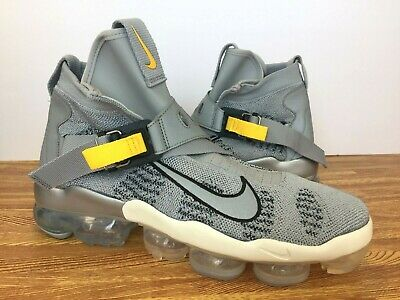 Nike Air Vapormax Premier Flyknit AO3241-001 Wolf Grey Silver SIZE 11 NEW