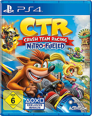 Neu Activision Blizzard PS4 Crash Team Racing Nitro-Fueled 11898123