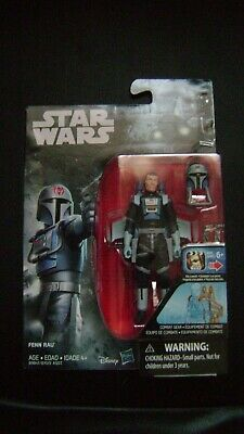"Star Wars Rebels Fenn Rau 3.75"" action figure"