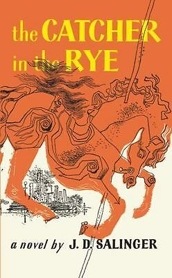 The catcher in the rye by J.D. Salinger (Paperback)