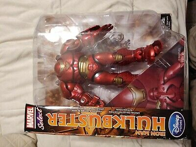 Marvel Diamond Select Hulkbuster Iron Man (Disney Store Exclusive non mint
