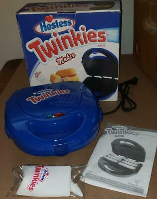 Hostess Twinkie Maker Used One Time Excellent Condition With Box