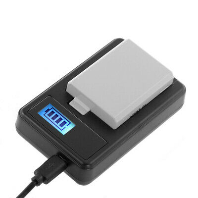 Finest Camera Battery Charger for Canon LP-E5 EOS 450D/500D/1000D KISS F V3K1C