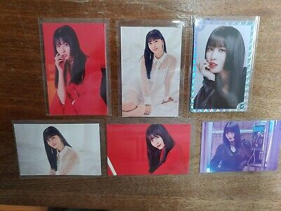 TWICE LIGHTS MD Official MOMO 모모 TRADING PHOTOCARDS