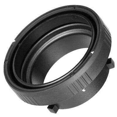NiceFoto SN-14 Bowens Mount to Elinchrom Mount Adapter Ring For Flash Strobe