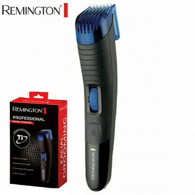 Remington Professional Beard Trimmer Shaver Clipper Cordless Washable Heads