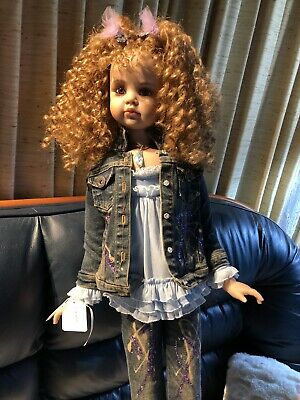 Jan McLean Doll - Maura Excellent Condition