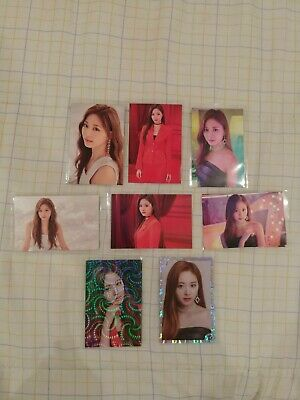 TWICE LIGHTS MD Official TZUYU  쯔위 TRADING PHOTOCARDS