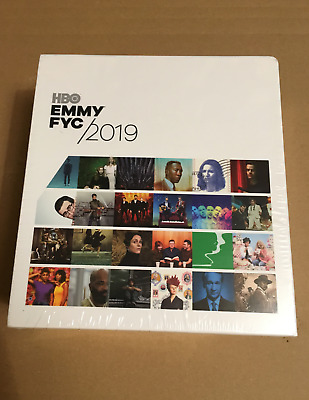 BRAND NEW!! HBO Emmy 2019 FYC 34-DVD Box Set Game of Thrones Veep Brexit + Code