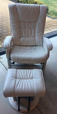 Love N Care Glider Chair White