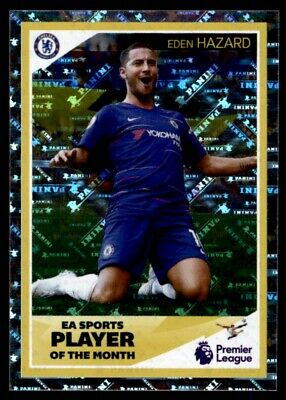 Panini Tabloid Premier League 2019 - Eden Hazard (Chelsea) No. 21