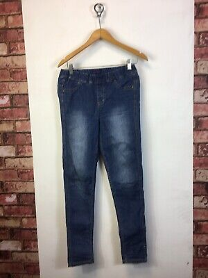 Womens Next Jeans Blue Super Skinny 12 R