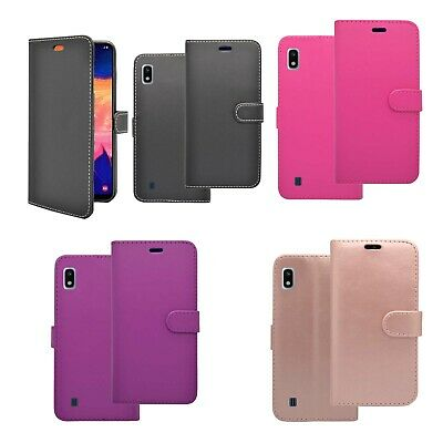 For Samsung Galaxy A10 2019 Case Wallet Flip PU Leather Stand Card Slot Cover