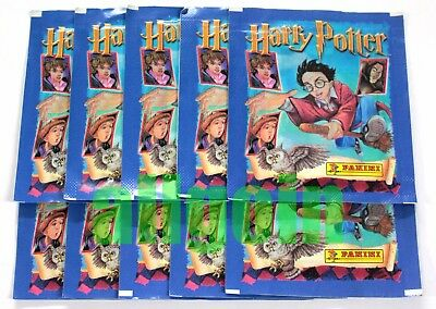 Panini B4 HARRY POTTER Chamber of Secrets BUSTINA Figurina-sticker SIGILLATA