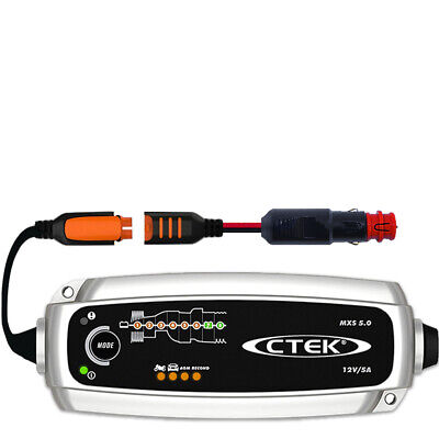 Battery Charger 4.3A & Custom Adapter for Mitsubishi Outlander