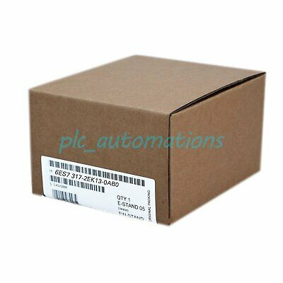 New in box Siemens S7/300 6ES7 317-2EK14-0AB0 6ES7317-2EK14-0AB0 1 year warranty
