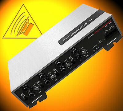 Mosconi Gladen 8 To 12 Channels Aerospace Digital Signal Processor - DSP 8TO12