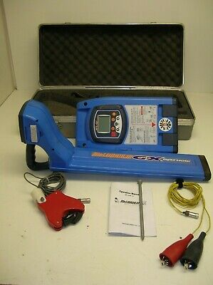McLaughlin GX Utility Cable Pipe Underground Wire Locator rycom Subsite Dynatel