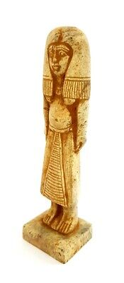 Lovely Ushabti Statuette Rare Shabti Figurine Egypt Pharaoh Stone Antiquities
