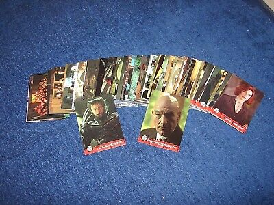 X-Men 2 X-Men United Movie Trading Card Set Complete 1-72 (18-12)
