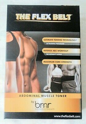 The Flex Belt Abdominal Muscle Toner Abs Workout by BMR 2012