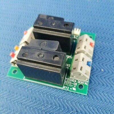 Panoura Ultra Pan/Ceph Model PA812 Replacement Board XE05-08