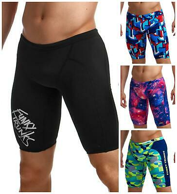 Funky Trunks Mens Funk Town Training Jammers FT37M01520 Swimming Trunks