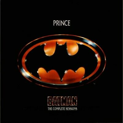 prince batman the complete sessions 4 CD set